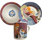 Disney Frozen Children's Breakfast Set