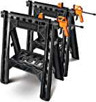 WORX Clamping Sawhorse - WX065