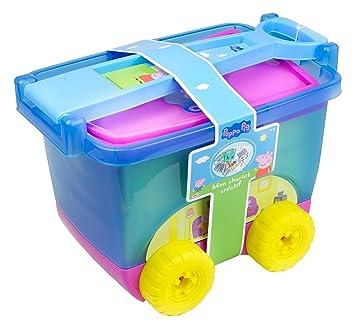Peppa Pig Carro Creativo, (Darpeje CPEP148): Amazon.es: Juguetes y juegos