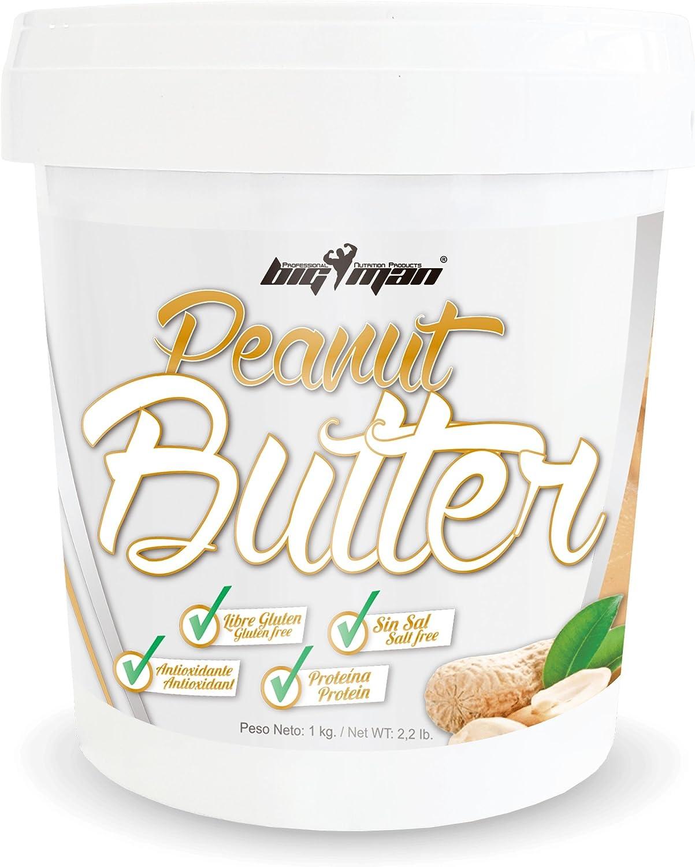 Big Man Nutrition Peanut Butter Cacahuete Suplemento de ...