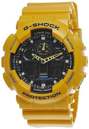 Casio Men S G Shock Watch Ga100a 9a