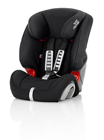 dbe38cf53252 Britax Römer EVOLVA 1-2-3 Group 1-2-3 (9-36kg) Car Seat - Cosmos ...