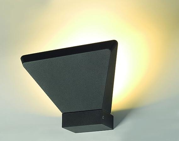 Slv trapecco luce da muro da esterno luci da pavimento smd led