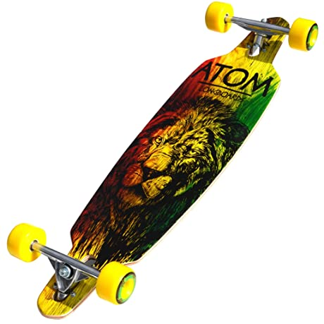 Atom Drop-Through Longboard 41-Inch Reviews