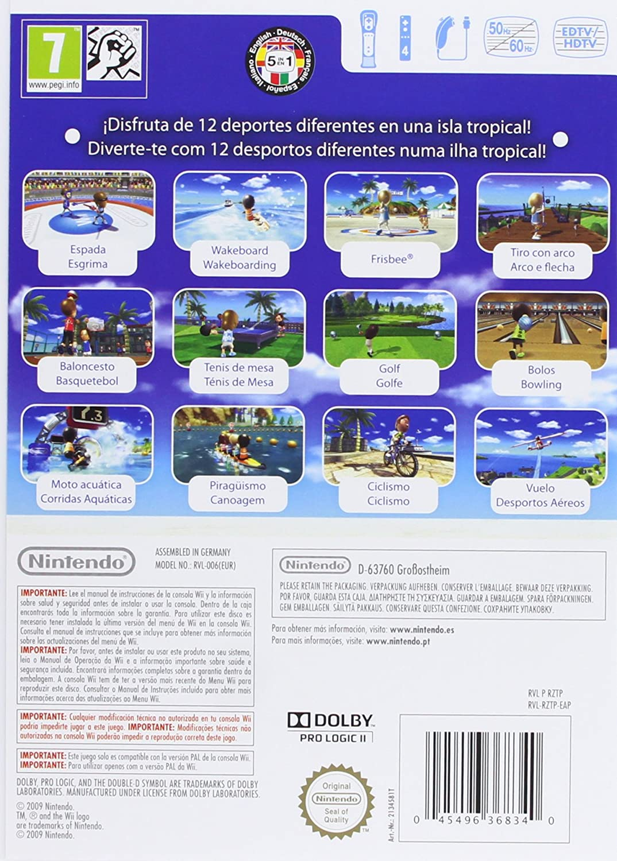 Sports Resort - Selects: Amazon.es: Videojuegos