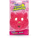 Scrub Daddy Dual-Sided Sponge and Scrubber - Scrub Mommy Special Edition Cat Shape - Scratch Free, Odor Resistant, Multi-Surf