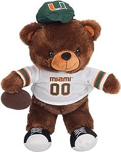 FOCO NCAA Miami Hurricanes Team Color Locker Room Buddy