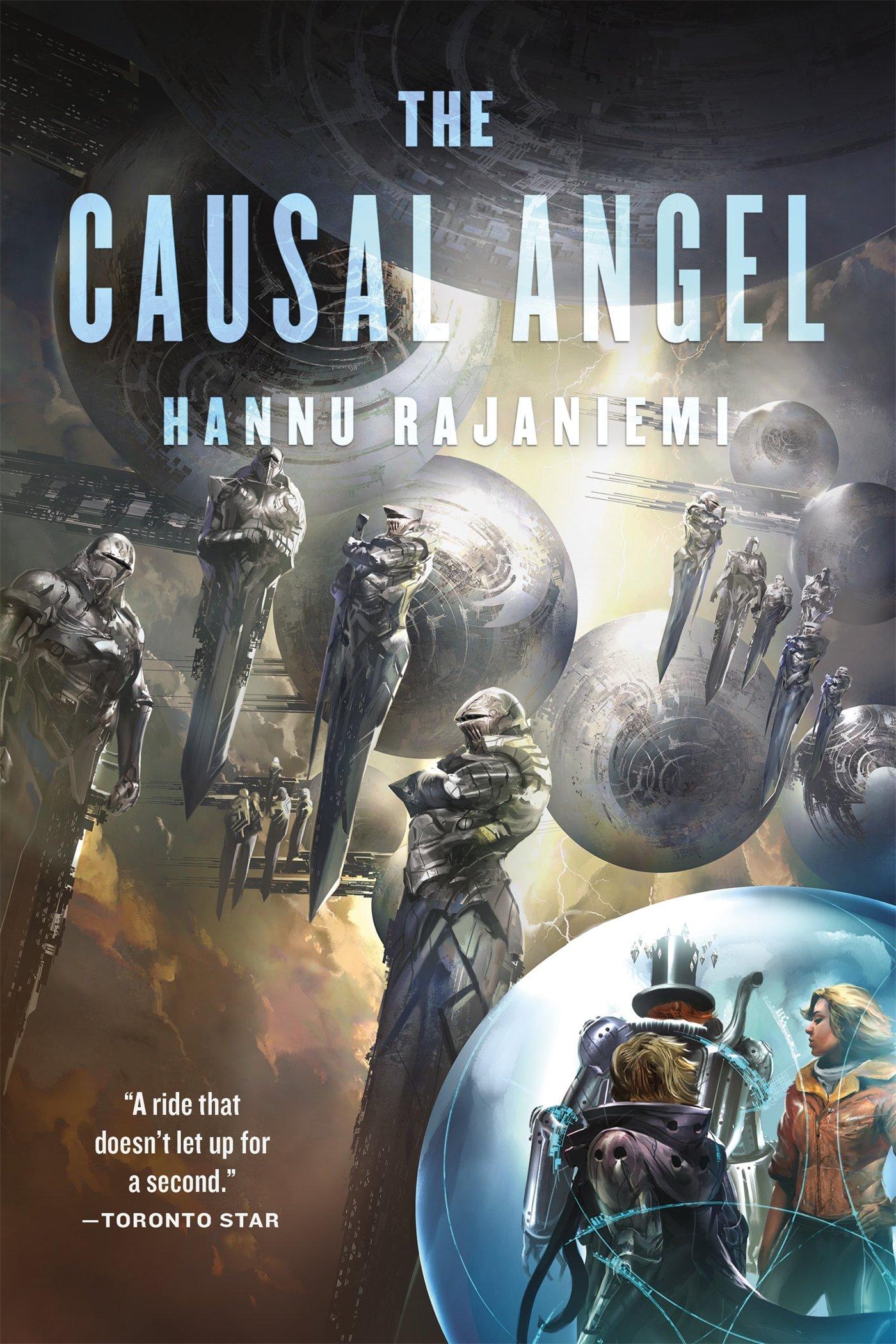 Amazon: The Causal Angel (jean Le Flambeur): Hannu Rajaniemi: Books