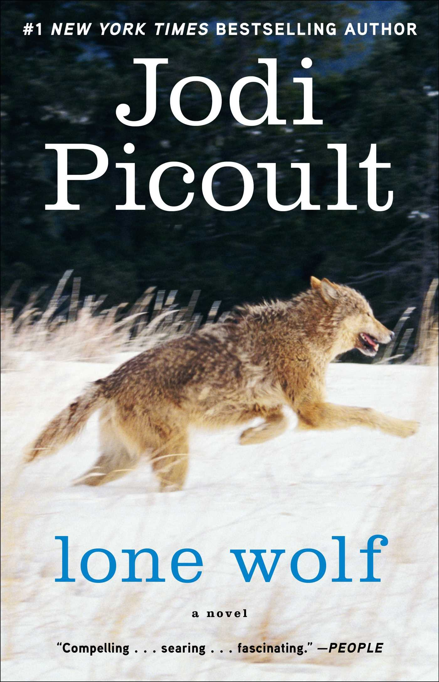 Image result for lone wolf picoult