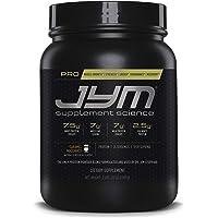 Pro JYM Protein Powder - Egg White, Milk, Whey Protein Isolates & Micellar Casein | JYM Supplement Science | Caramel…