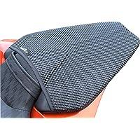 Cubierta TRIBOSEAT para Asiento Antideslizante Accesorio Personalizado Negro
