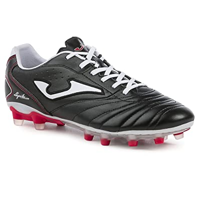 6035509eee73 JOMA Unisex Adults Aguila Gol AG Football Competition Shoes, Black (Black  601),
