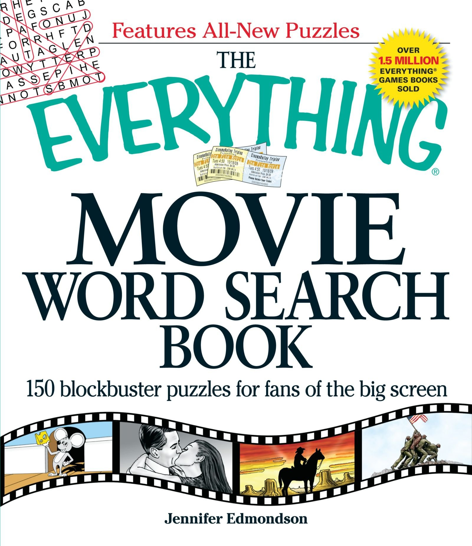 Everything Movie Word Search Book product image