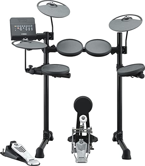 Amazon Com Yamaha Dtx430k Electronic Drum Set Musical Instruments