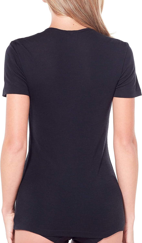Icebreaker Womens 175 Everyday Ls Crewe T-Shirt