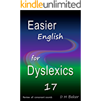 Easier English for Dyslexics 17: Review  All  Consonant Sounds