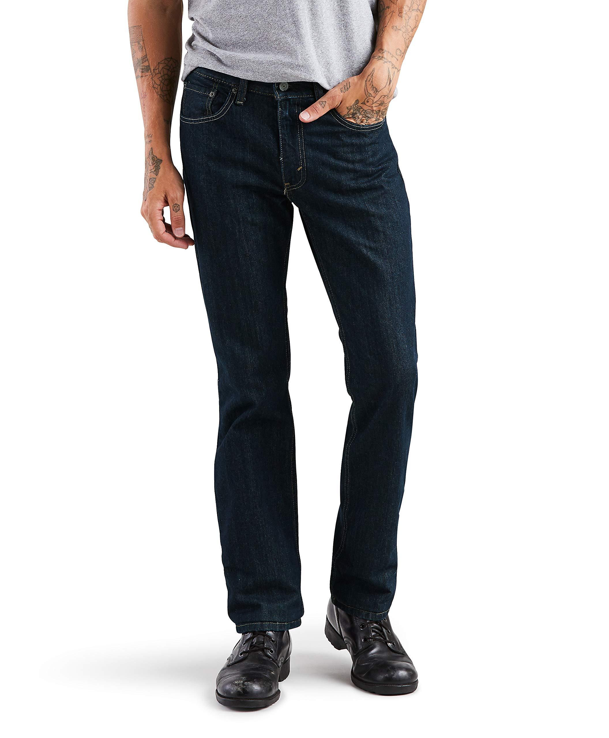 Levi's Men's 514 Straight fit  Jean, Tumbled Rigid, 34x36