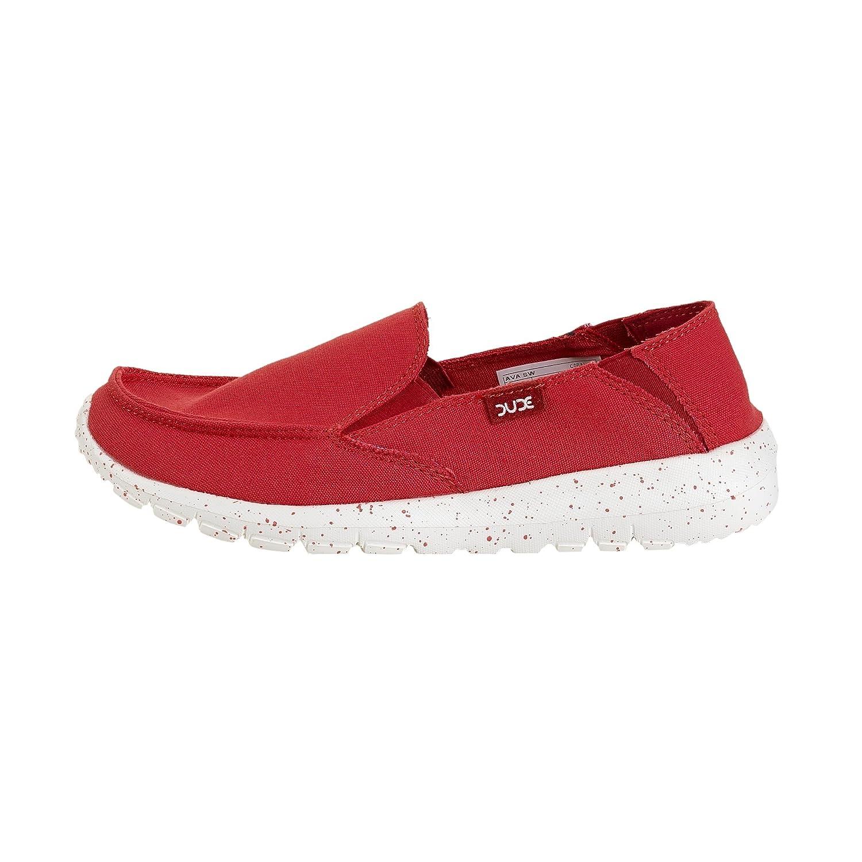 Dude Shoes Corail Ava Fé minin Glisse sur/Mule