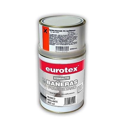Vernice Per Vasca Da Bagno.Eurotex Pack Vernice Per Restauro Di Sanitari Vasche Da Bagno Wc