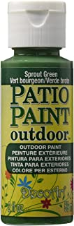 product image for DecoArt Patio Paint Acrylic Sprout Green 2oz