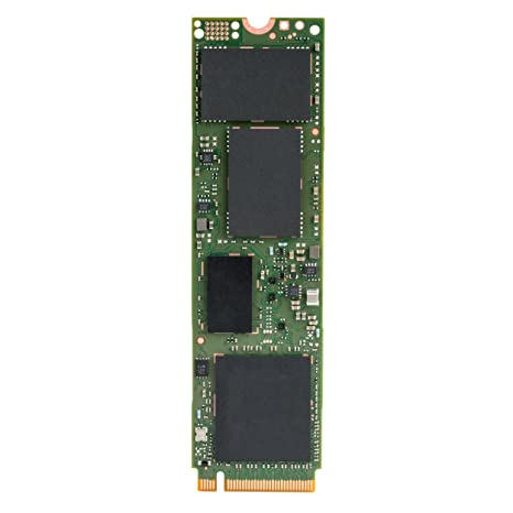 Intel SSD 600p Series SSDPEKKW512G7X1 (512 GB, M 2 80mm PCIe NVMe 3 0 x4,  3D1, TLC) Reseller Single Pack