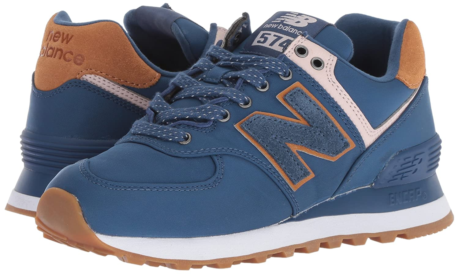 New Balance Women's B(M) 574v2 Sneaker B075R7N681 8 B(M) Women's US|Moroccan Tile 44f7a9