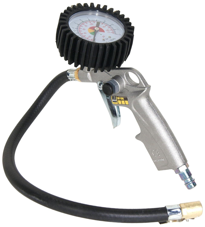 TTS D040011 - Manometro per pneumatici professionale