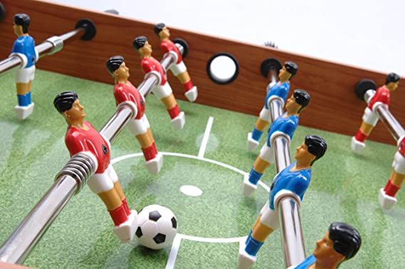 Garland Futbolín F-1 Telescópico Marrón: Amazon.es: Juguetes y juegos