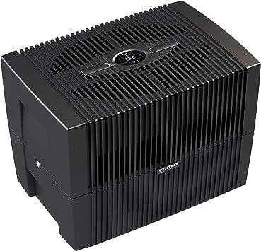 Opinión sobre VENTA 7046401 Humidificador + purificador de aire, 8 W, Negro brillante