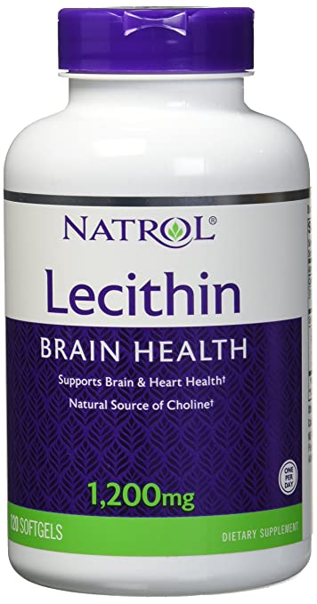 Soya lecithin and sexual health