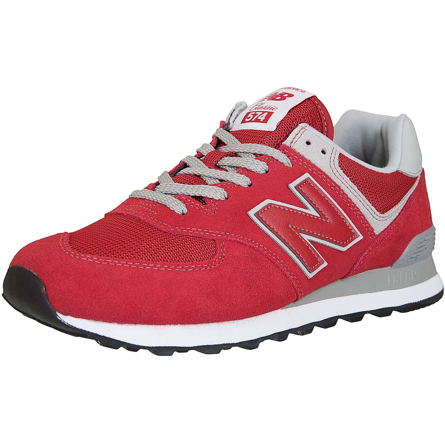 NEWBALANC Zapatillas de Material Sintético Para Hombre 42 EU|Team Red