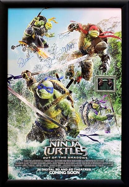 Amazon.com: Teenage Mutant Ninja Turtles – Póster de la ...