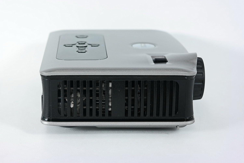 Amazon.com : Dell 3400MP, 3400 MP, 1500 Lumens, 2100:1 Contrast, 2.4 lbs,  DLP Projector : Electronics