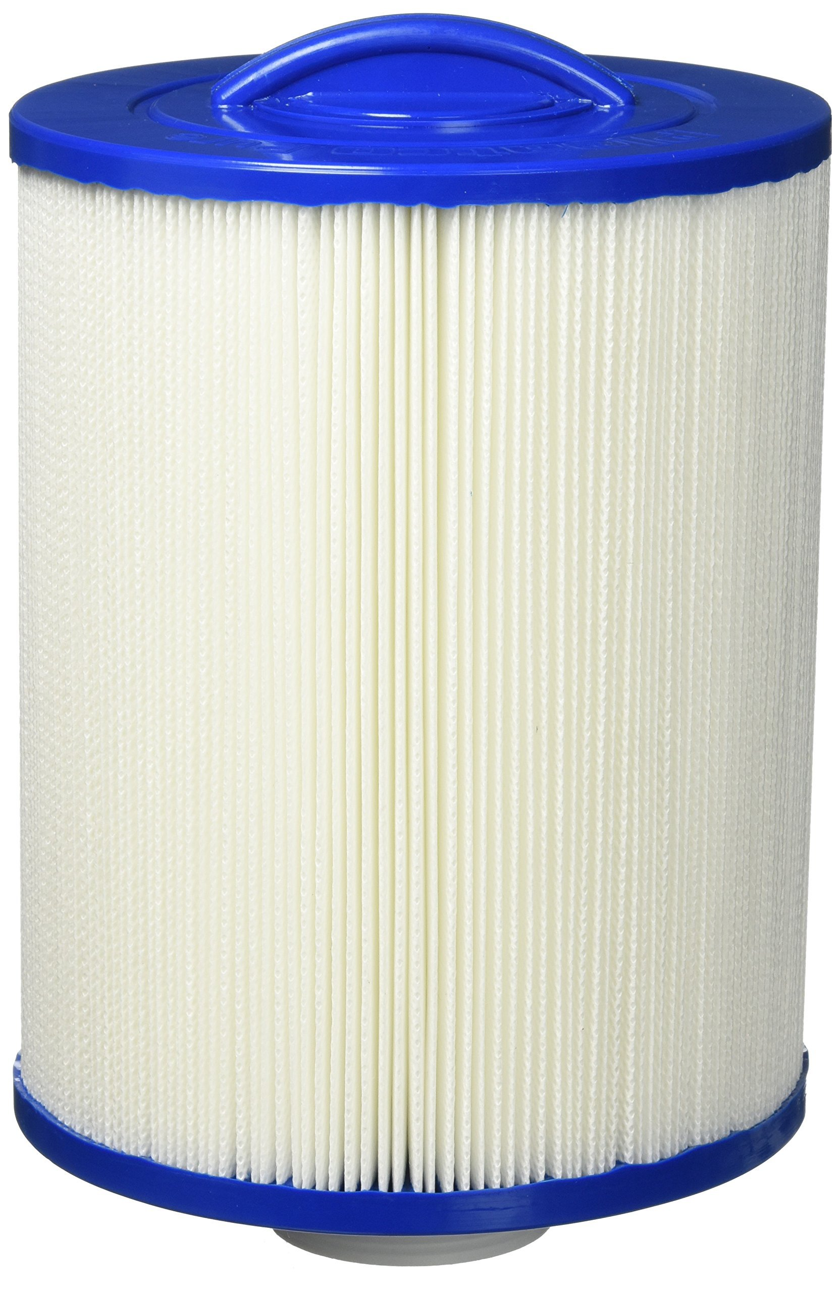 Pleatco PAS40-F2M Replacement Cartridge for New Artesian 6-Inch D Spa Cartridge, 1 Cartridge