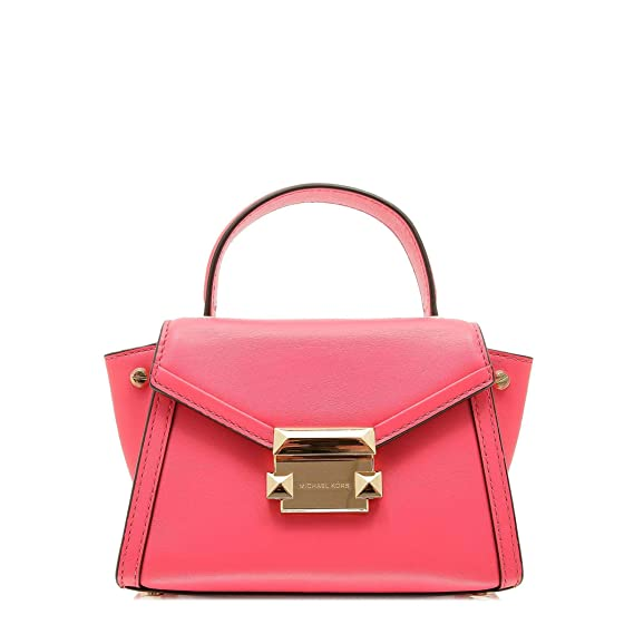 6a11c4c59eed Michael Kors 30T8GXIS2L 653 ROSEPINK Hand Bag  Amazon.co.uk  Clothing