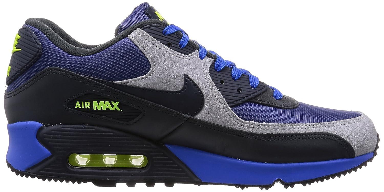 | Nike Men's Air Max 90 Winter Prm Blue Recall
