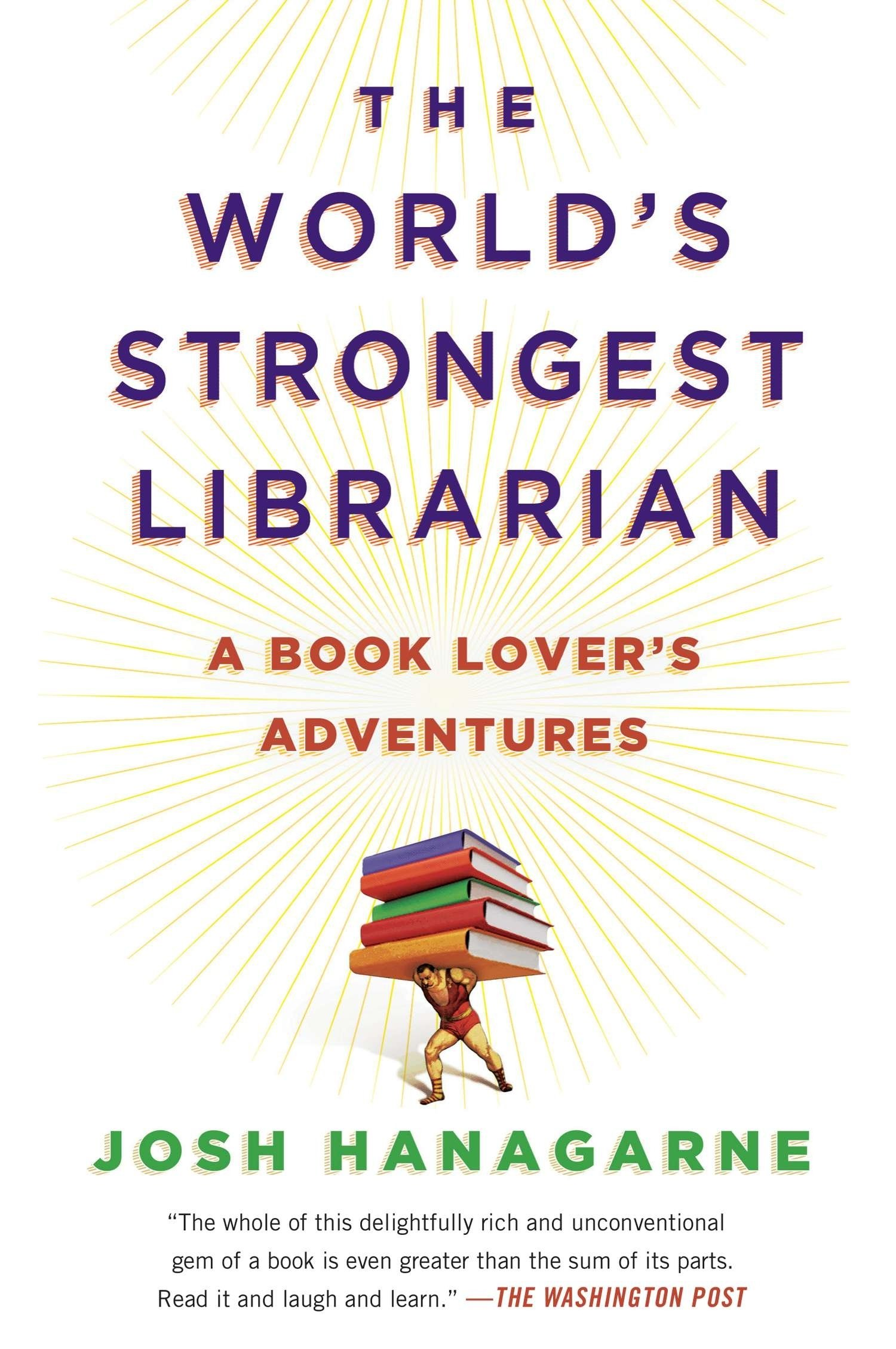 Amazoncom The Worlds Strongest Librarian A Book Lovers - Strongest religion in the world