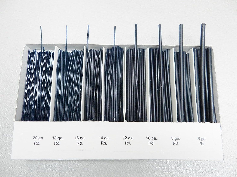 Box 4 Length 2 oz Sprue Wax Gauge 8