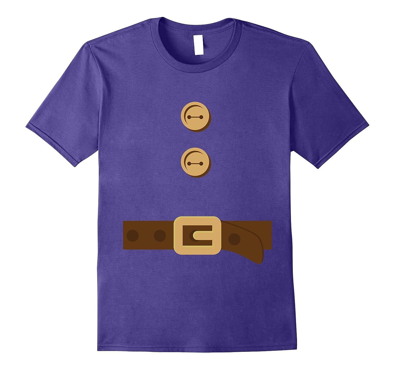 Dwarf Halloween Costume Shirt, Matching Dwarves Set-FL