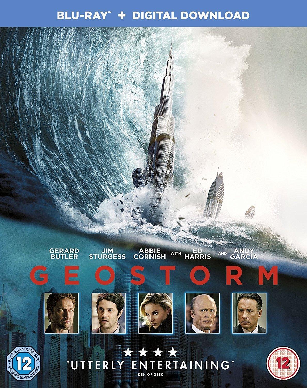 Геошторм / Geostorm