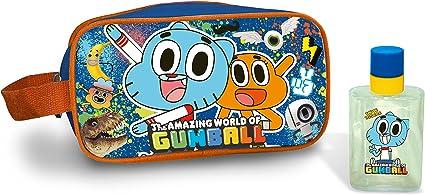 Gumball Neceser con Eau de Toilette - 1 Pack: Amazon.es: Belleza