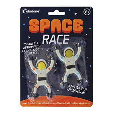 Paladone PP5009 Space Race | 2-Player Bath Time Game | Eco-Friendly BDP, White: Toys & Games [5Bkhe1005235]