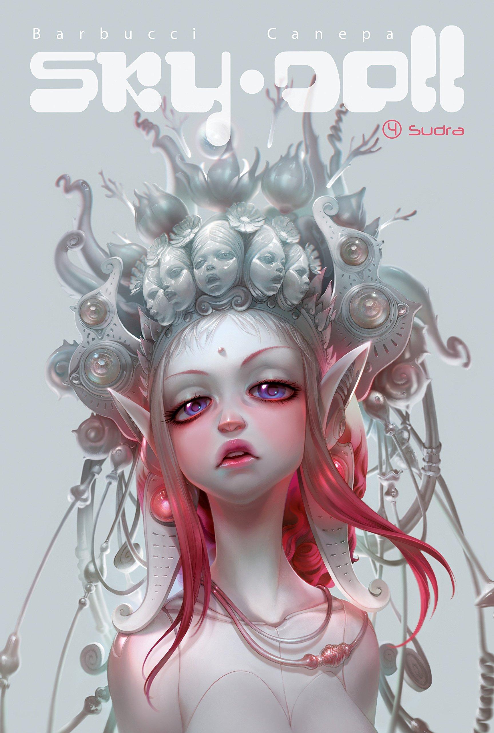 Sky Doll: Sudra by Titan Comics