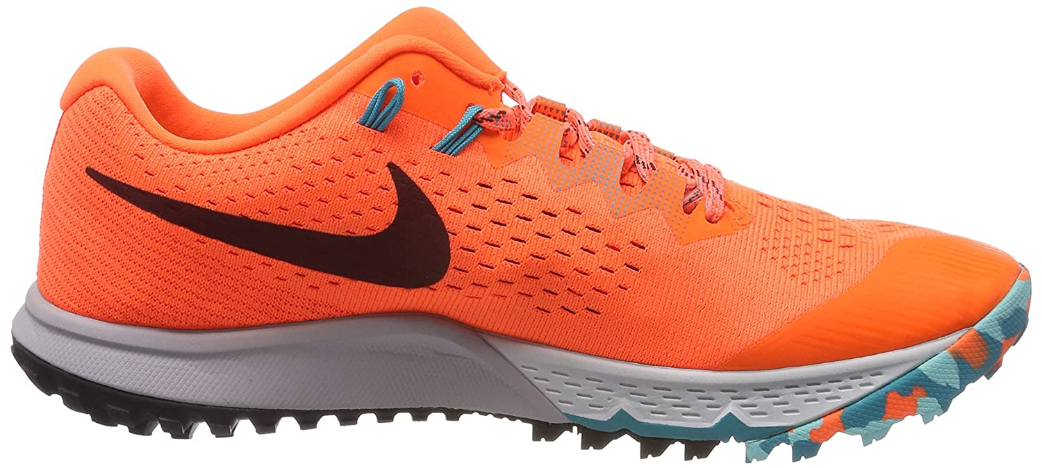the latest f03dd 18e74 Amazon.com   Nike Air Zoom Terra Kiger 4 Mens Running Shoes, 7 D(M) US, Hyper  Crimson Dark Team Red   Trail Running