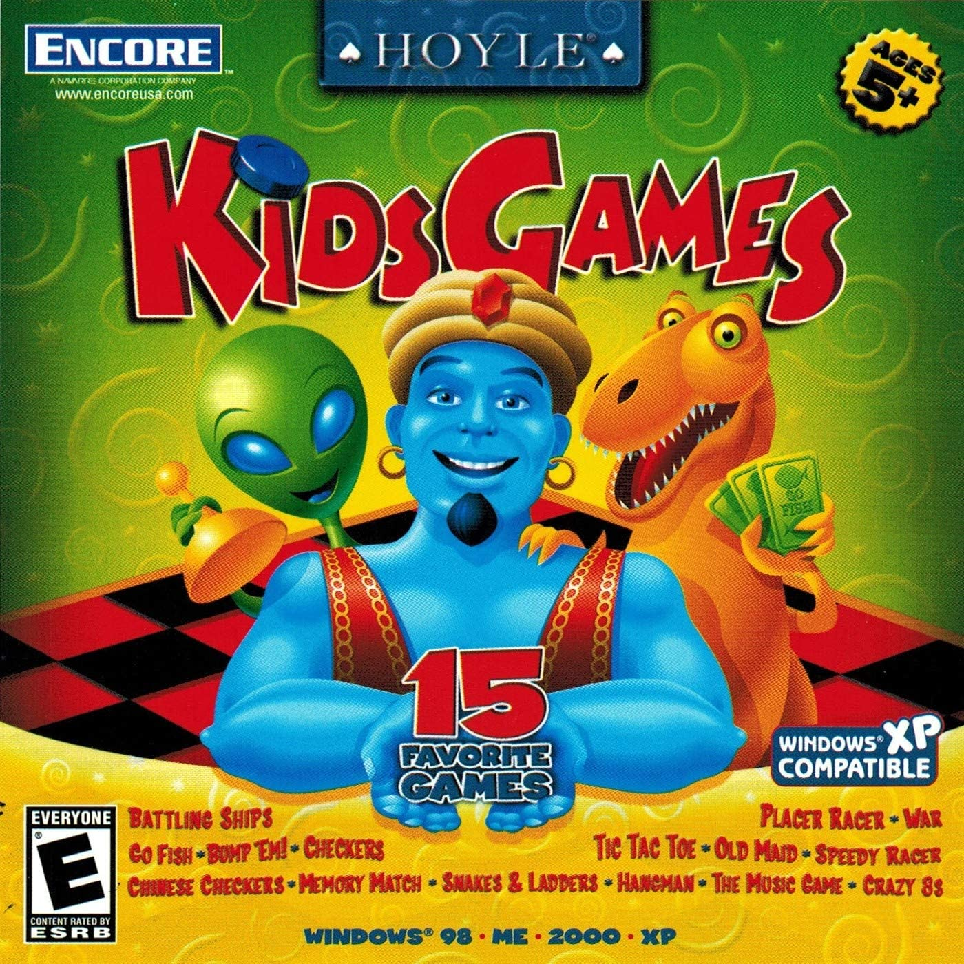B000DZCFC8 HOYLE KIDS GAMES 81z4twDTzrL
