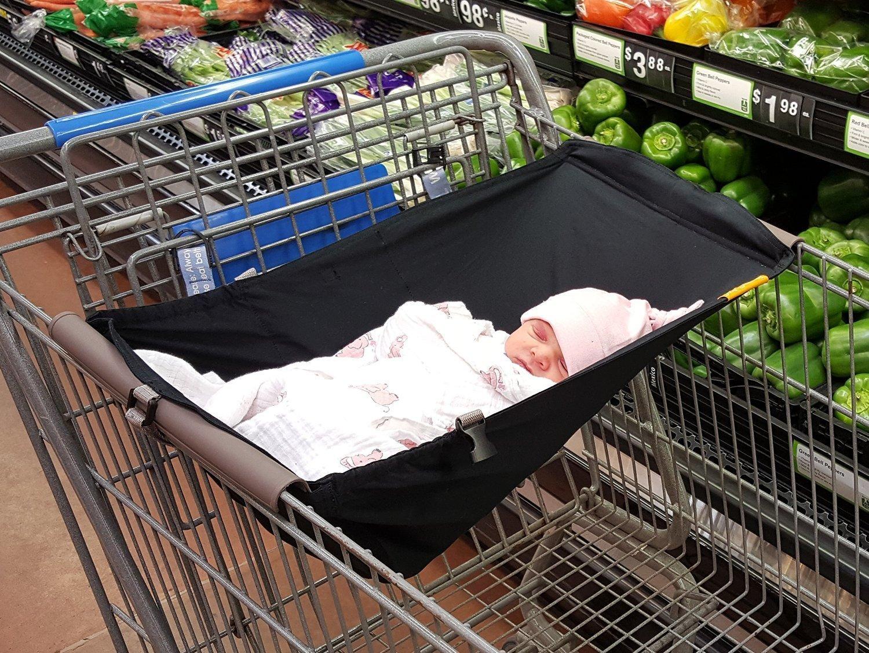 Baby hängematte einkaufswagen : Aiqi einkaufswagen hängematte einkaufen mit baby ist noch nicht so