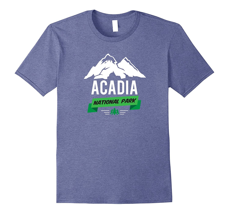 Acadia National Park T-Shirt-TH