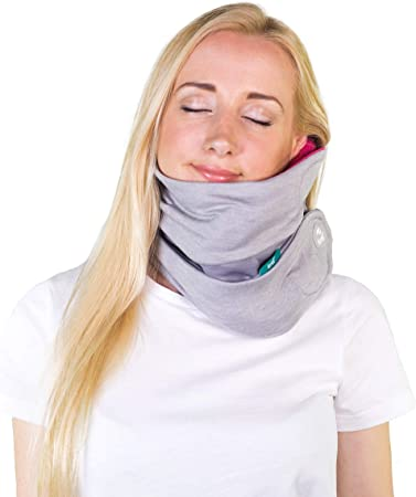 Trtl Pillow Plus - Best travel neck pillow for long flights