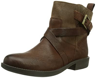 Clarks Merryn Trail, Womens Boots, Brown (Brown Leather), 3 UK