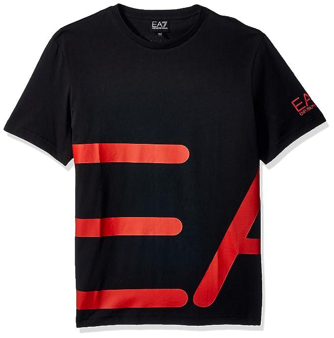 esRopa Camiseta Hombre Y Accesorios XxxlAmazon Para Negro Ea7 tBCxrdshQ